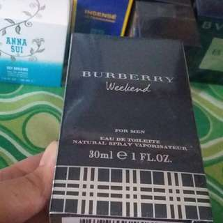 Authentic Burberry Weekend for men
