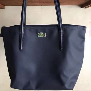 Authentic Lacoste shoulder bag