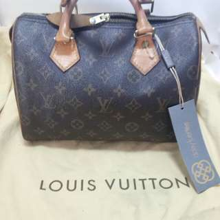 Lv Speedy 25 preloved