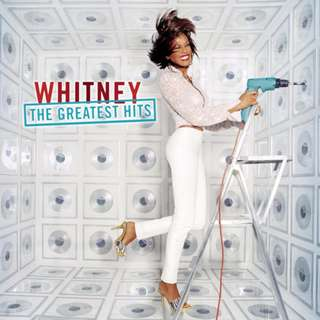Whitney Houston The Greatest Hits double cd pack