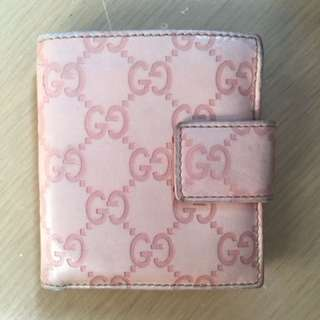 Leather wallet - Gucci