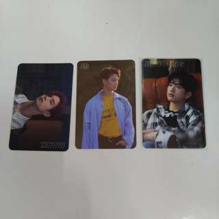 GOT7 7 FOR 7 OFFICIAL PHOTOCARD (MAKING VER)
