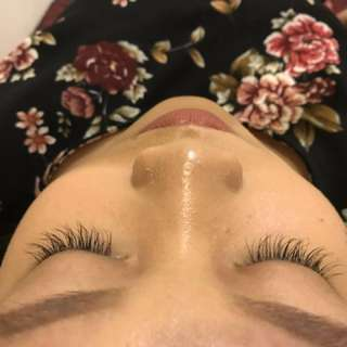 Korean Natural Eyelash Extension(lash by lash)