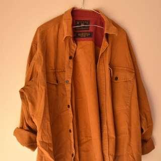 Vintage Rivers Mustard Jacket