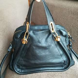 Authentic Chloe Paraty in Medium