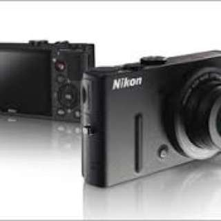 Nikon coolpix p310 (used) selling cheap !!