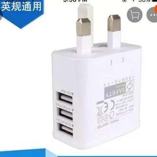 3 USB Adaptor