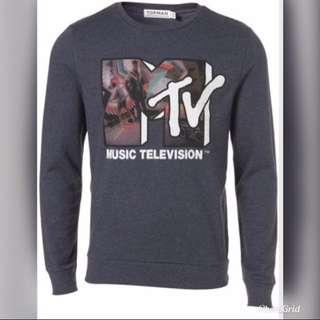 Topman Mtv Sweatshirt