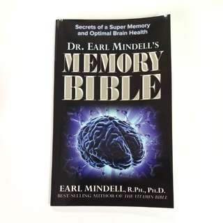 The Memory Bible: Secrets of a Super Memory and Optimal Brain Health (Paperback)