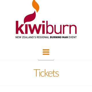 KiwiBurn tickets