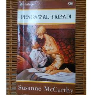 novel pengawal pribadi ( susanne mccarthy )