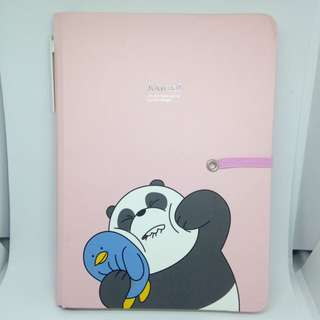 We Bare Bears Notebook