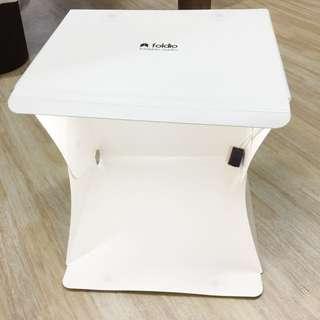 Mini foldio photography light box