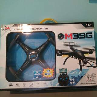 M39G 4CH R/C Quadcopter Drone