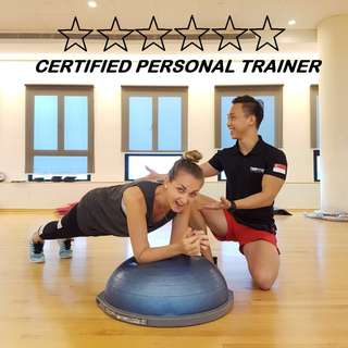 Personal Trainer - (Weight Loss, Fitness, Health)