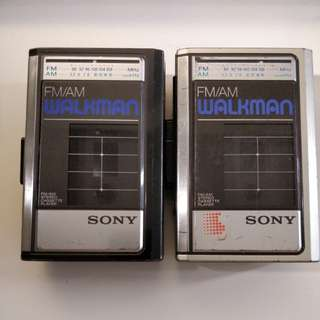 Sony Walkman Cassette Player