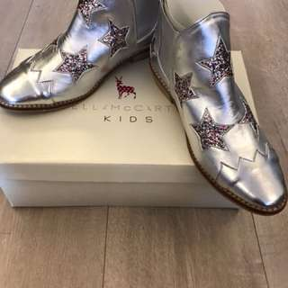 Stella McCartney 潮人之選,全新短boot (size 37)