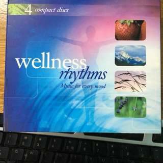 Wellness Rhythms- Music for every mood