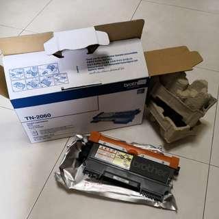 Black toner cartridge TN-2060