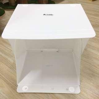 Large foldio light box for home photography