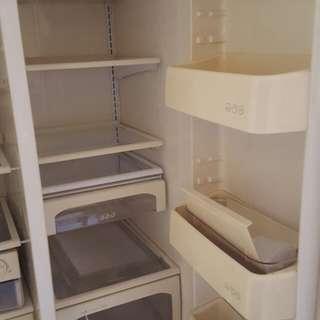 Doble door refrigerator