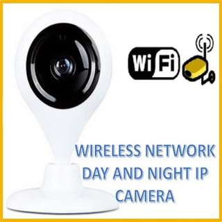 ★[NEW] SALE★ NEW!!Wireless Network Day and Night IP Camera. Number 1 Night Vision IP Camera