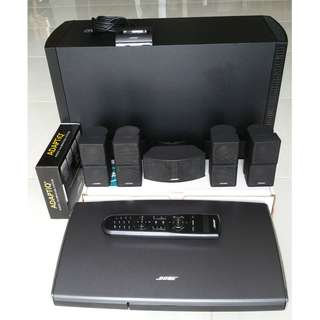 Bose® Lifestyle® V35 Home Theater System AMAZING CONDITION