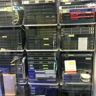 Desktops Noteboook network servers