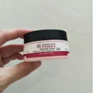 The Body Shop - Vitamin E Moisture Cream 48H