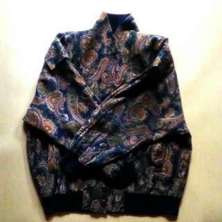 Unisex motives jacket