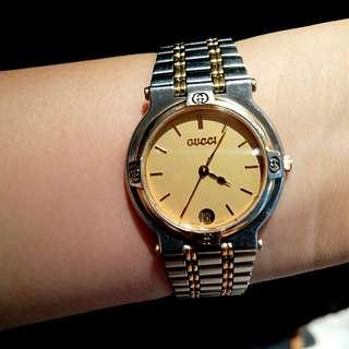Gucci 手錶80%新不議價