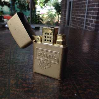 Vintage Dunhill world cup lighter