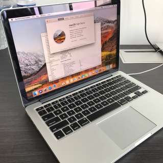 "MacBook Pro 13"" Retina 2014 512GB"