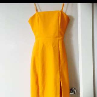 Kookai honey dress