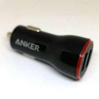 Anker 2 Port USB Car Charger
