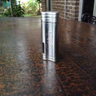 Vintage Carlsberg jet lighter