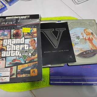 [Sony PS3] Grand Theft Auto V (Special Edition)