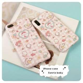 (po) Sanrio baby iPhone casing