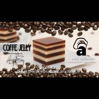 Adsy Delicacies Coffee Jelly