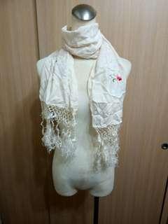 圍巾含運費