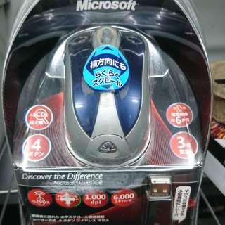 Microsoft wireless mouse