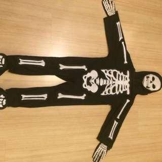 Kid's Skeleton Party Costumes