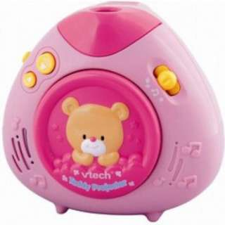 VTECH: BABY LULLABY TEDDY PROJECTOR - PINK 31% Discount!
