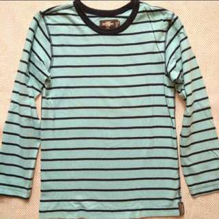 Kaos Lengan Panjang / long sleeves H&M 6-8th