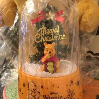 Winnie the Pooh Xmas tree decoration