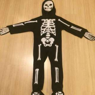 Kid's Skeleton Party Costumes