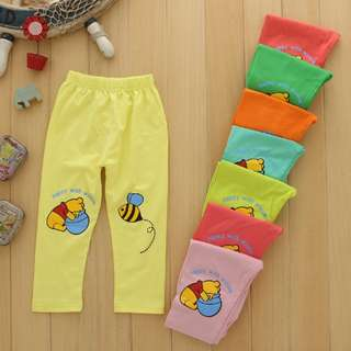 🎇🎇Ready Stock🎇🎇Long Pants - Kids (Winnie the Pooh)