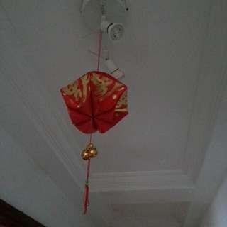 CNY lantern x 8 sets