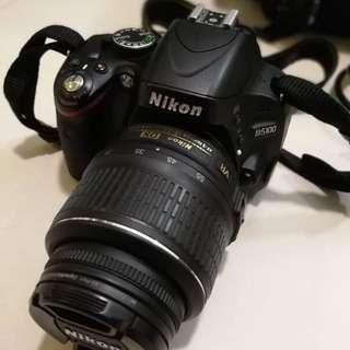 Nikon D5100 full sets for Sale