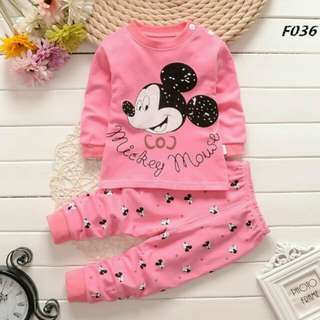 PAJAMAS BABY CLOTH SET A(01)